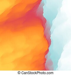 Lava. Abstract background. Modern pattern. Illustration For Your Design.
