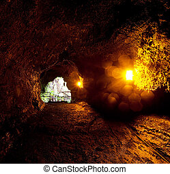 Lava tube - lava tube