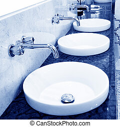 lavabo, cuarto de baño