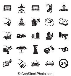 lavacoches, icono