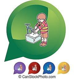 lavage transmet