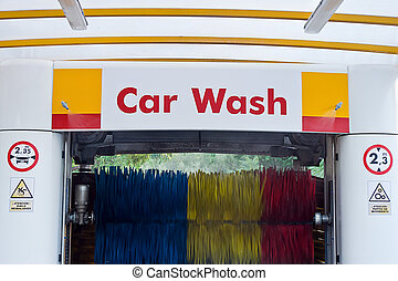 lavagem carro