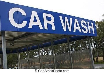 lavaggio i automobile