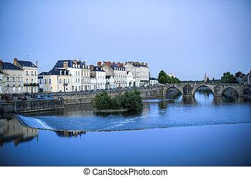 Mayenne viaduc rivi re laval communaut north western - Passage bleu laval ...