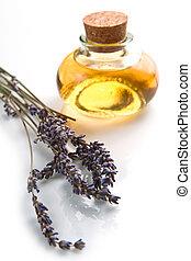 Lavander oil
