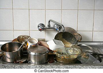 lavatura piatto