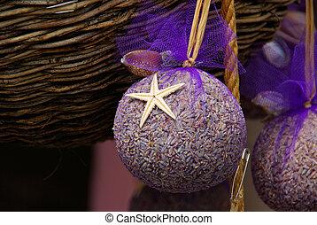Lavendel Ball - lavender ball 01