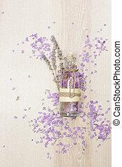 lavendel, essentiële olie