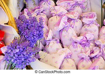 Lavendels?ckchen - lavender little bag 11