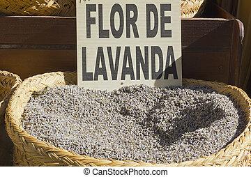 lavender., fiore