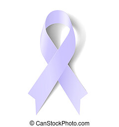 Lavender ribbon as symbol of epilepsy, craniosynostosis and ...
