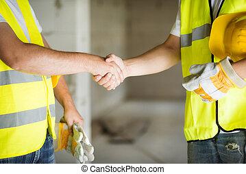 lavorante, costruzione