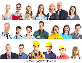 lavorante, persone