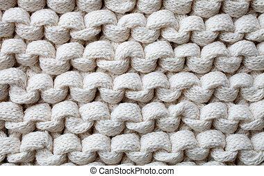 lavorato maglia, fondo