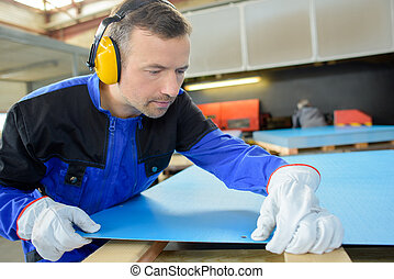 lavoratore fabbrica