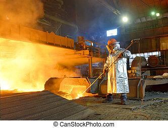 lavoratore industriale