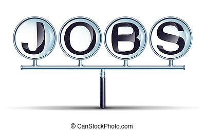 lavori, e, occupazione