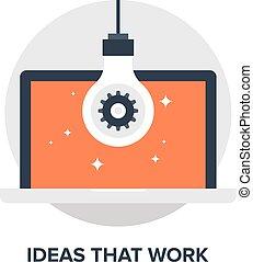 lavoro, idee