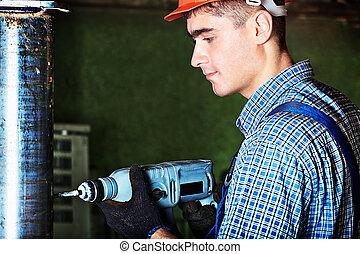 lavoro, martello