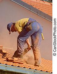 lavoro, roofer