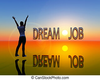 lavoro, sogno