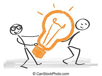 lavoro squadra, idee
