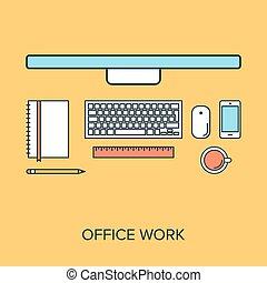 lavoro ufficio