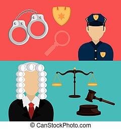 Law design.