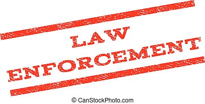 Law Enforcement Watermark Stamp - Law Enforcement watermark...