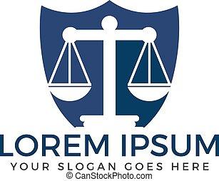 Law Firm Logo Design.