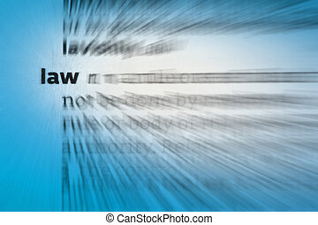 Law - Law and Order - The Law - the system of rules that a...
