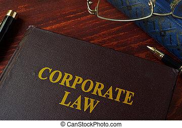 law., livre, constitué, titre