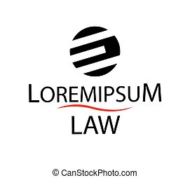 Law Logo Concept Design