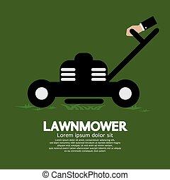 lawnmower.