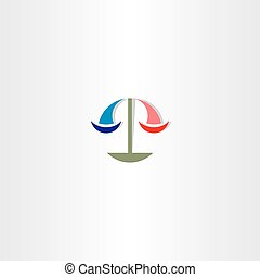 lawyer scales of justice clip art logo sign