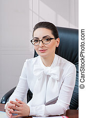 Lawyer young woman