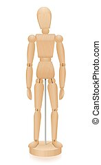 Lay Figure Wooden Mannequin Basic