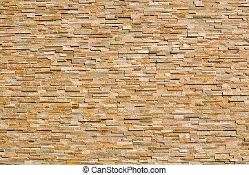 Layered Multi Colored Stone