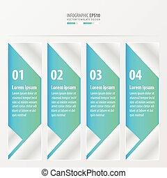 layout presentation design  blue color