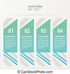 layout template   blue color