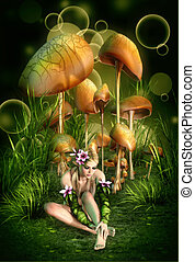 Layover 3d Computer Graphics - 3d computer graphics of a...