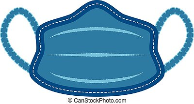 lBlue Medical Surgical mask for preventing the spread of ...