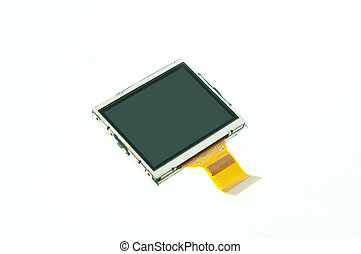 LCD screen for digital camera