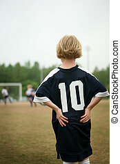 leány, futball, labdarúgó, /