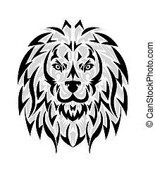 leão, tatuagem