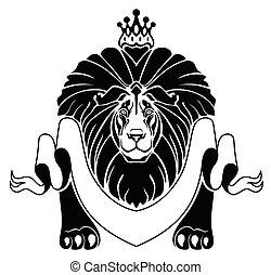león, corona