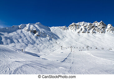 "Swiss Wall - Le Pas de Chavanette, also known as the ""Mur..."