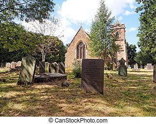 Saint John the Baptist Church, UK