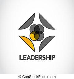 Leader of team, leadership