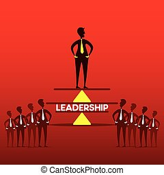 leadership concept design